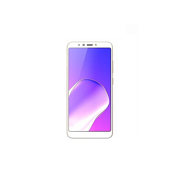 Inifinix X606D White Front 16GB ROM 1GB RAM 13MP 8MP dual Camera