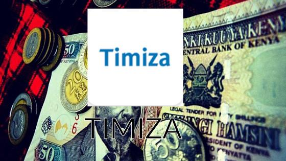 Get loan of 5000 KSH timiza branch tala kenya Timiza by barclays