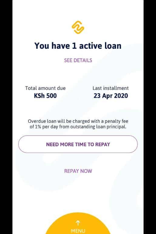 active loan apply for zenka loan