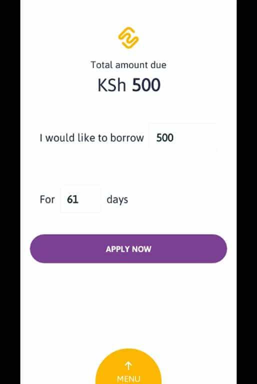 apply now apply for zenka loan